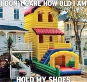 No Age Limit When I See One