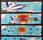 The Wish Of A Little Israeli Boy