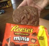 The Best Candy Bar Ever