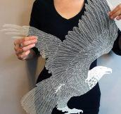 Incredible Paper Cut