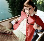 Audrey Hepburn, Most Adorable Actress Ever