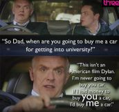 British Parents Vs. American Parents