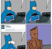 What's On Your Mind, Batman?