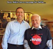Come On, NASA