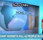 CNN's Geography Knowledge