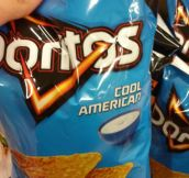 My Kind Of Doritos