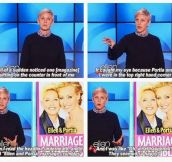 Ellen And Portia Marriage Crumbles