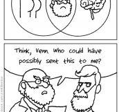 Freud Vs. Venn