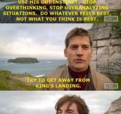 Game Of Thrones Actors Give Their Own Characters Advice