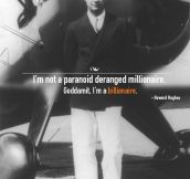 Just Howard Hughes