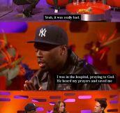 50 Cent Vs. Jimmy Carr