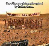 Alien Protest