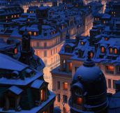 Paris In Winter Is Beautiful