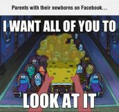 New Parents On Facebook