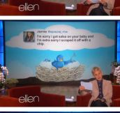 Ellen's Favorite Tweets