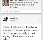 GoPro Taking Care Of Its Customers