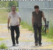 Daryl and Rick's Friendship