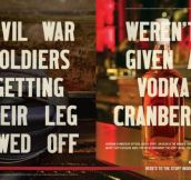 Manliest Alcohol Ad Ever