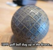 A Little Piece Of Golf History