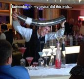 The Master Of All Bartenders