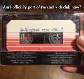 The Awesome Mix Cassette Club