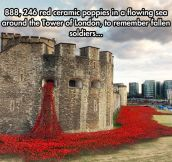 Remembering Fallen Soldiers In London