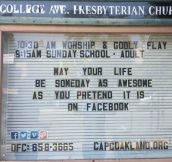 Shots Fired By Local Church