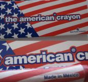 The American Crayon