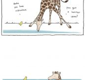 Don't Be Ridiculous, Giraffe