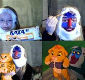 Russian Lion King's Cosplay