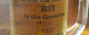 The Question Or The Answer?