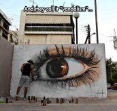 Street Art Or Crime?
