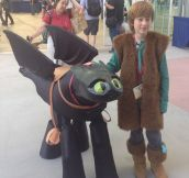 How To Train Your Dragon Cosplay Is Too Good