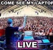 Every DJ Nowadays