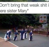 Nuns Basketball Association