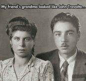 She Really Looks Like Him