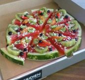 Awesome Fruit Pizza