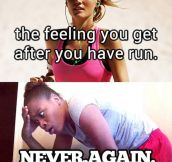 That Feeling After You Run