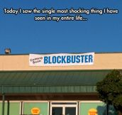 Blockbuster Is Coming