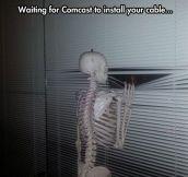It's A Long Wait