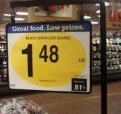 Get Your Things Together, Kroger
