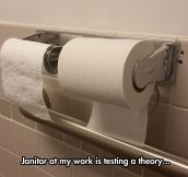 Janitor Experiment