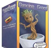 I Want My Dancing Groot