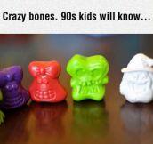 Crazy Bones Toys