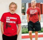 Harrison Ford's Response
