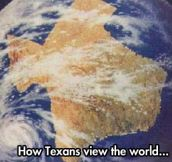Texas Is The America Of America