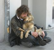 Proof A Dogs Love Is Unconditional