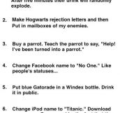 21 Things Everyone Should Do Before They Die. #12 Is Almost Impossible.
