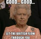The Queen's feelings on the Scottish referendum