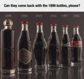 The Evolution Of The Contour Bottle